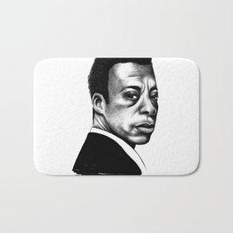 James Baldwin Bath Mat