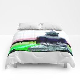 Buddha Variations 1 Comforters