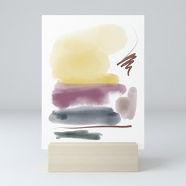 Introversion IV Mini Art Print