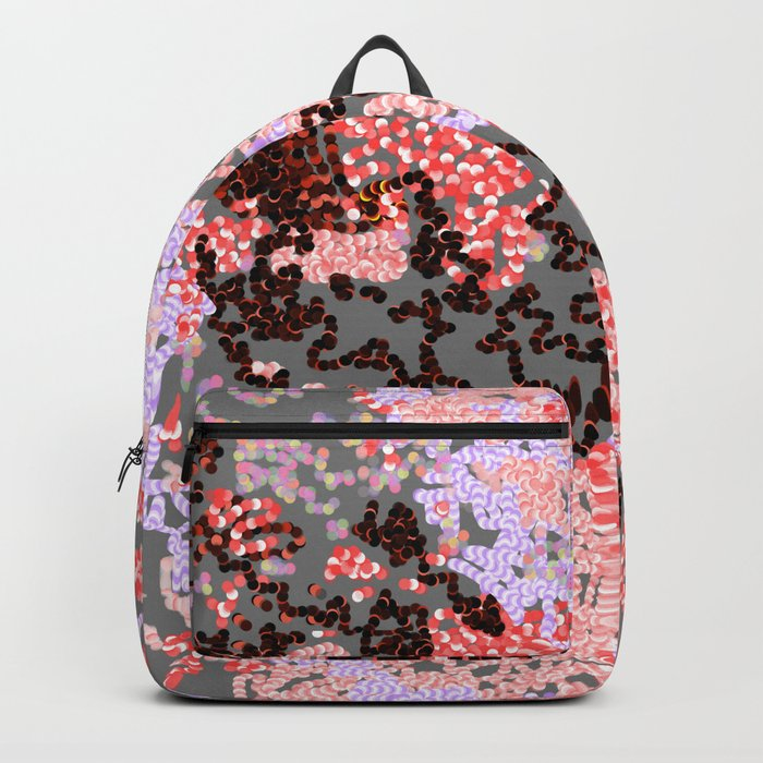 Life on the rock Backpack