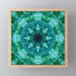 Mandalas of Forgiveness & Release 13 Framed Mini Art Print
