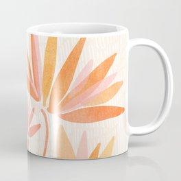 Basking In The Summer Sun / Japanese Botanical Woodblock Coffee Mug