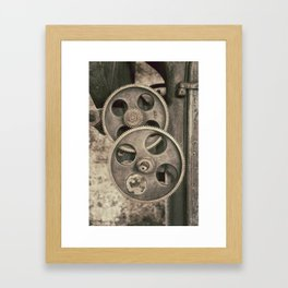 Milling Company Framed Art Print