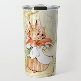 Beatrix Potter, Rabbit Travel Mug