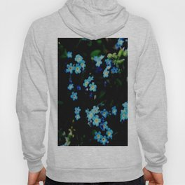 Forget-me-not Hoody