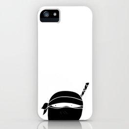 NINJA YO iPhone Case