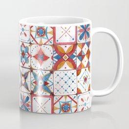 Tile pattern Coffee Mug