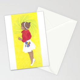 A Pocket Full of Lollies and a Head Full of Dreams Stationery Cards