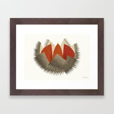 Chestnut Framed Art Print