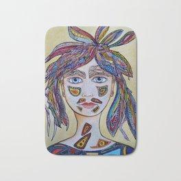 Spirit Woman Bath Mat