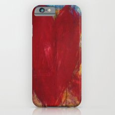 Blood Red Love iPhone 6s Slim Case