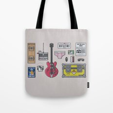 Back to the future - Essential items Tote Bag