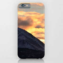 Good Morning Last Frontier! iPhone Case