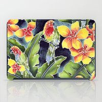 kindle iPad Cases featuring Tiki Talk by Vikki Salmela