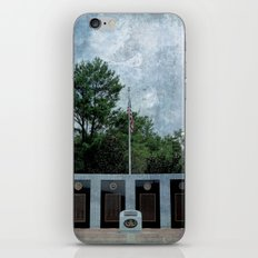 EOD Memorial iPhone & iPod Skin