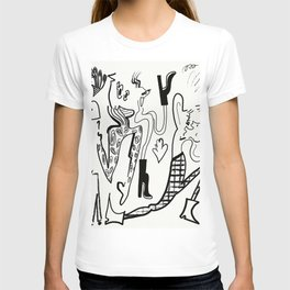Dancers and Musicians T-shirt