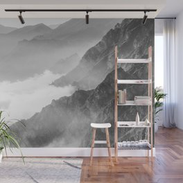 Mountains Wall Mural