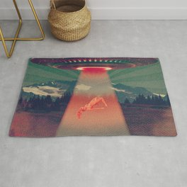 Quiverish UFO 3 Rug