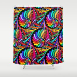 use colors for your home -11- Shower Curtain