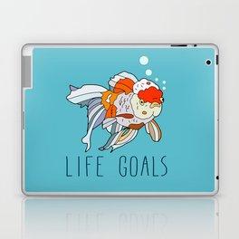 Life Goals Laptop & iPad Skin