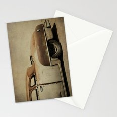 Rusty Chrysler De Soto Stationery Cards