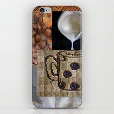 Coffee all day iPhone & iPod Skin