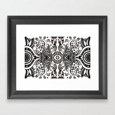 Yuma Framed Art Print