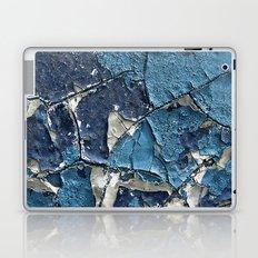 Blue Crumble Laptop & iPad Skin