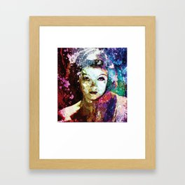 Myrna Framed Art Print