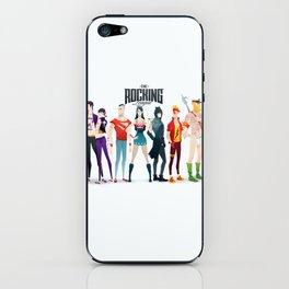 the rocking league iPhone Skin