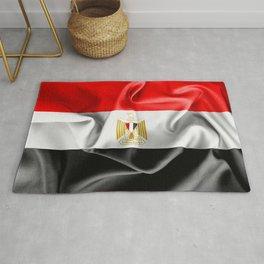 Egypt Flag Rug