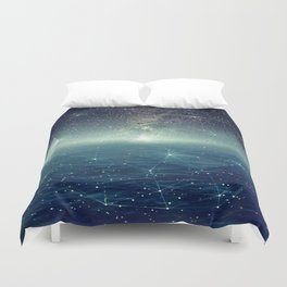 ...The Stars, Look How They Shine For You Duvet Cover