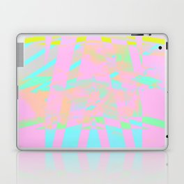 Clouds Mingle with Lines 5 Laptop & iPad Skin