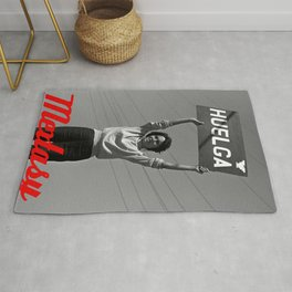 Chicana Activist Hall of Fame Rug