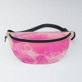 Mixed Pastel Marble Design Fanny Pack