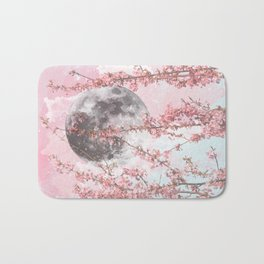 Spring Moon Bath Mat