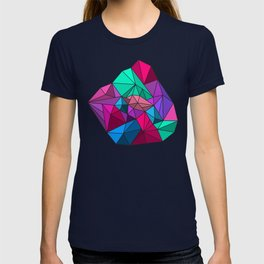Geographik/Geometrik T-shirt