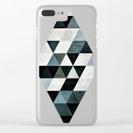 Pyly Pyrtryt Clear iPhone Case