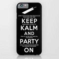 Final Fantasy 7: Keep Kalm iPhone 6s Slim Case