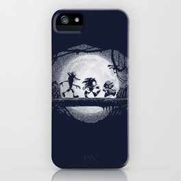 Jumpmen iPhone Case