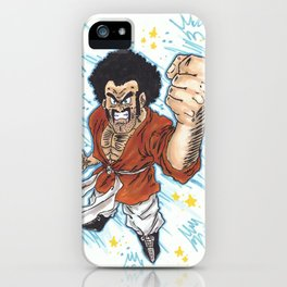 the world champ iPhone Case