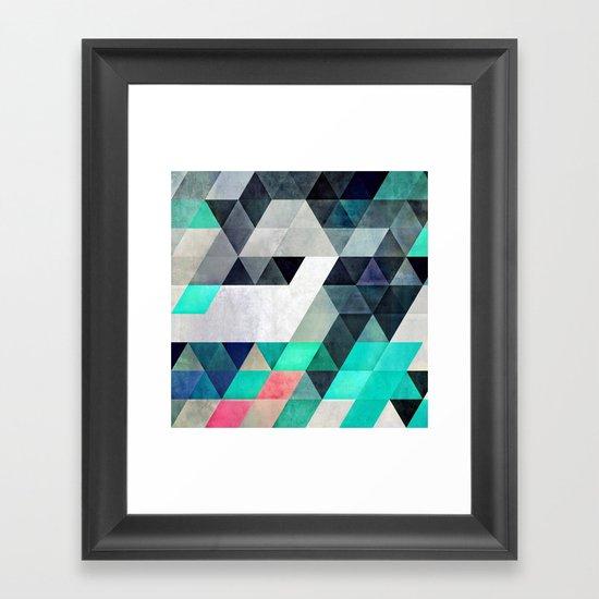 flyx Framed Art Print