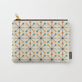 Midcentury Pattern 02 Carry-All Pouch