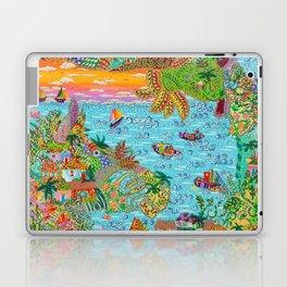 Pueblo del Mar Laptop & iPad Skin