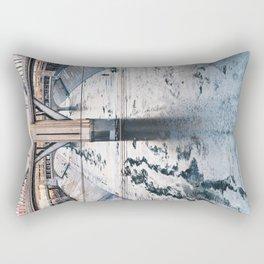 Put up your hands! Rectangular Pillow