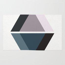geometric 7 Rug
