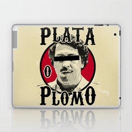 Plata O Plomo? Laptop & iPad Skin