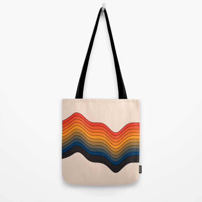 Highs and Lows Tote Bag