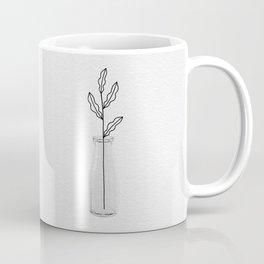 Leaf Still Life Coffee Mug