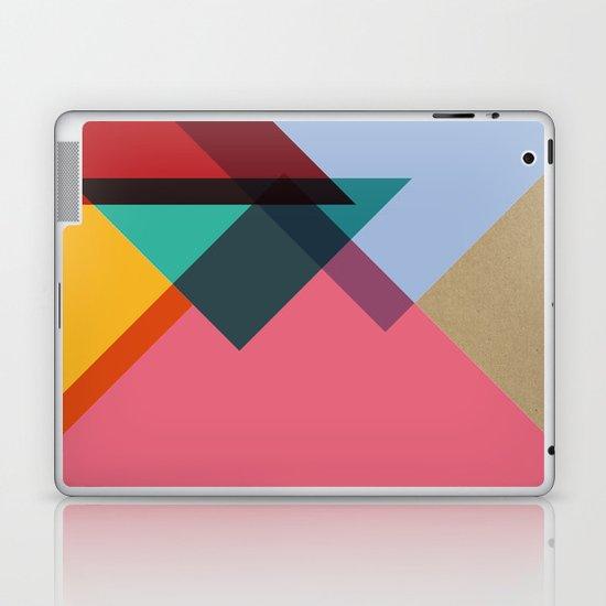 Triangles (Part 2) Laptop & iPad Skin